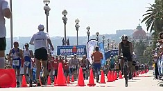 Course IRONMAN de Nice